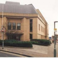 Magistrates' Court in Cardiff
